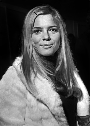 Póster France Gall