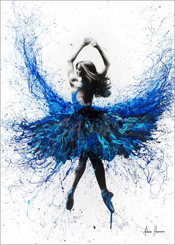 Póster York Crystal Dance