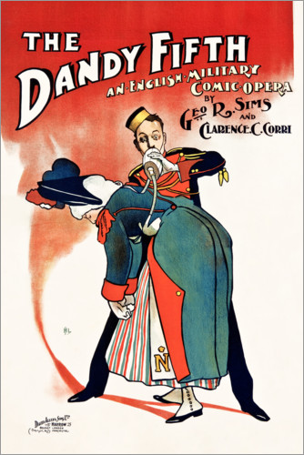 Póster The Dandy Fifth