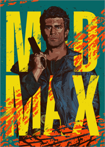 Póster Mad Max