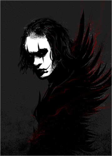 Póster The Crow