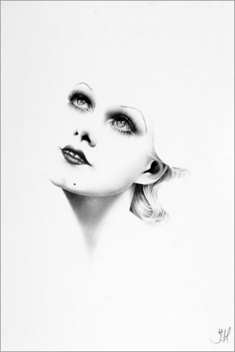Póster Jean Harlow