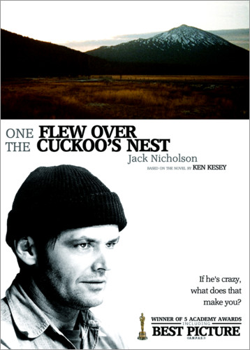 Póster One Flew Over the Cuckoo's Nest