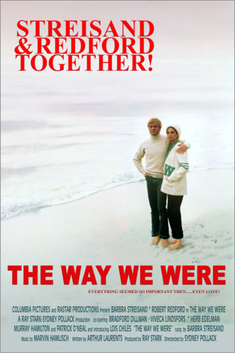 Póster The Way We Were