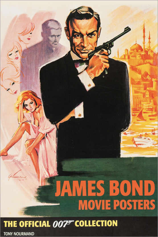 Póster James Bond Collection