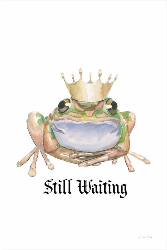 Póster Still waiting