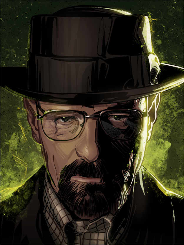 Póster Breaking Bad