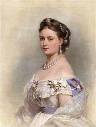 Póster Victoria, Princess Royal