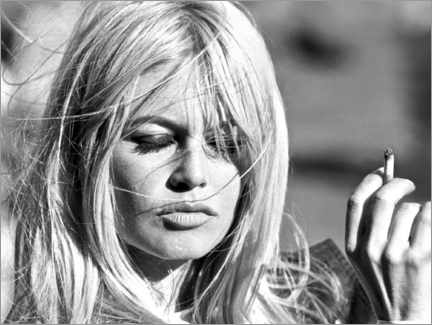Lienzo  Brigitte Bardot - Celebrity Collection