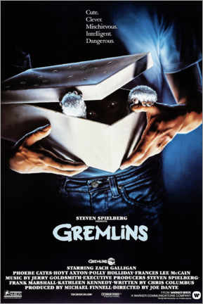 Lienzo  Gremlins (inglés) - Entertainment Collection