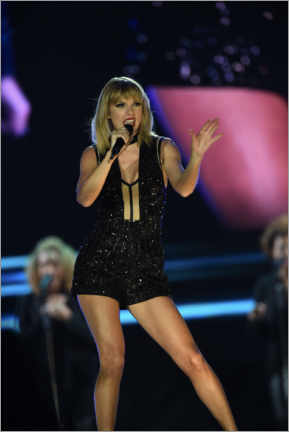 Póster  Taylor Swift in concert, F1 Circuit of the Americas, Texas 2016