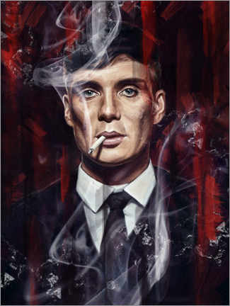 Lienzo  Peaky Blinders - Dmitry Belov