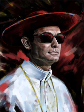 Póster The Young Pope