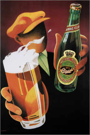 Póster  Tuborg Classic - Advertising Collection