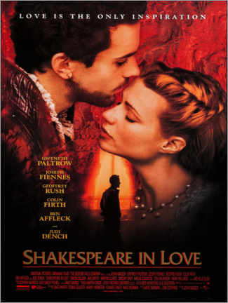 Póster Shakespeare in Love