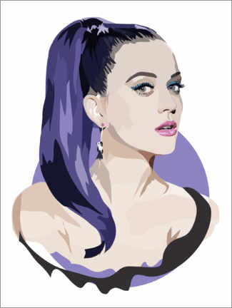 Póster Katy Perry
