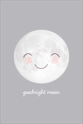 Póster Goodnight moon