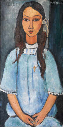 Póster  Alice - Amedeo Modigliani