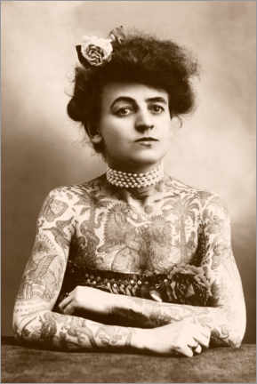 Póster  Maud Wagner