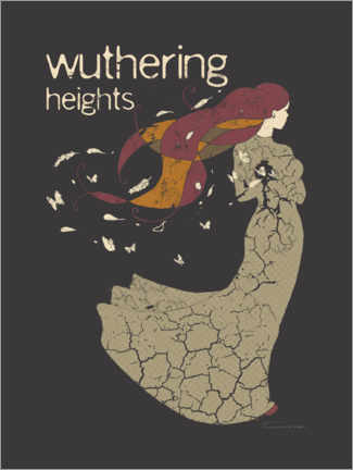 Póster Wuthering Heights