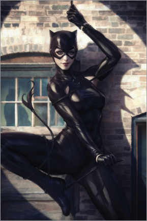 Póster  Catwoman