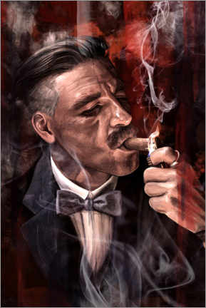 Póster  Arthur Shelby - Dmitry Belov