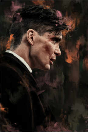 Póster Thomas Shelby