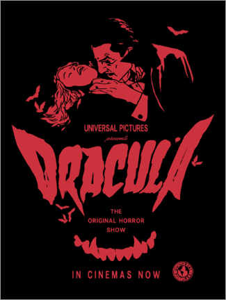 Póster  Dracula - The Original Horror Show
