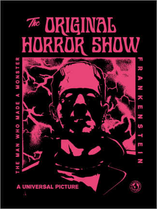 Póster  The Original Horror Show