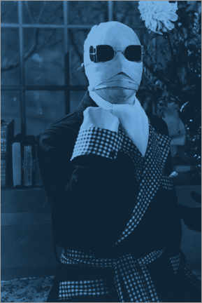Póster  The Invisible Man (1933)