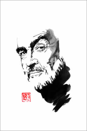 Póster Sean Connery