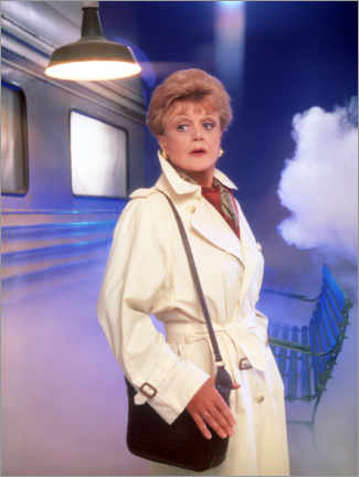 Póster Murder, She Wrote