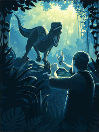 Póster  Fallen Kingdom - Remember me?