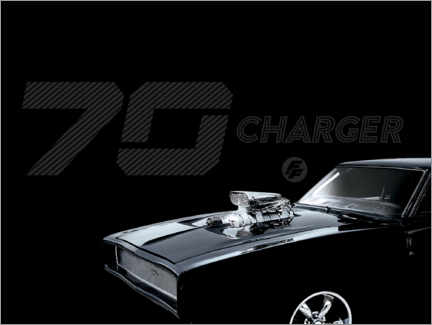 Póster  Dodge Charger