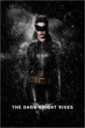 Póster  The Dark Knight Rises - Catwoman