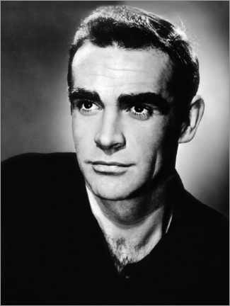 Póster  Sean Connery, 1960