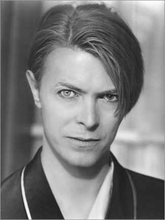 Lienzo  David Bowie, The Hunger, 1983