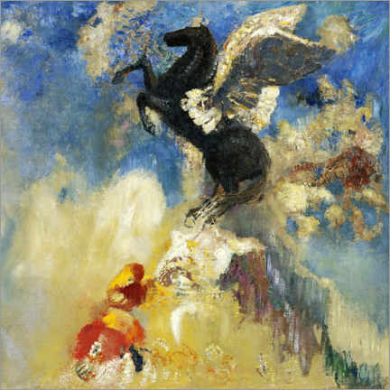 Póster The Black Pegasus