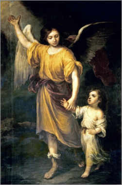Póster Guardian Angel