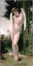 Vinilo para la pared  Cupid - William Adolphe Bouguereau