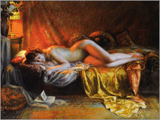 Cuadro de plexi-alu  End of the Affair - Delphin Enjolras