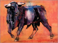 Mark Adlington - Black bull