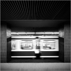 Richard Grando - Rush hour Munich