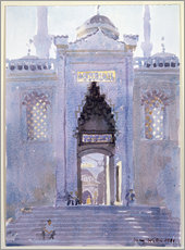 Lucy Willis - Gateway to The Blue Mosque
