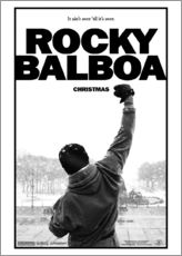 Cuadro de plexi-alu  Rocky Balboa - Entertainment Collection
