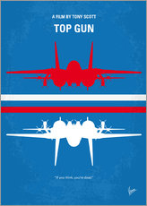 Vinilo para la pared  Top Gun - chungkong