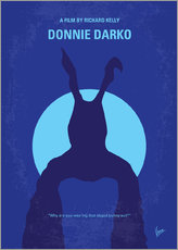 Vinilo para la pared  Donnie Darko - chungkong