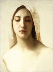 Cuadro de plexi-alu  Study for 'La Charite' - William Adolphe Bouguereau