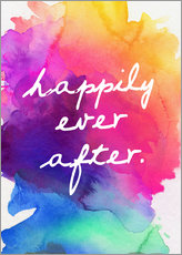 Vinilo para la pared  Happily Ever After - Finlay and Noa