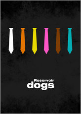 Vinilo para la pared  Reservoir Dogs - HDMI2K
